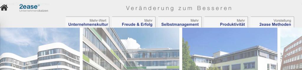 Website Verwaltungsrat gesucht Kaizen