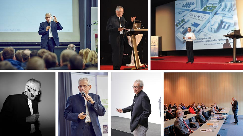 Management Speaker Redner Jürgen Lauber
